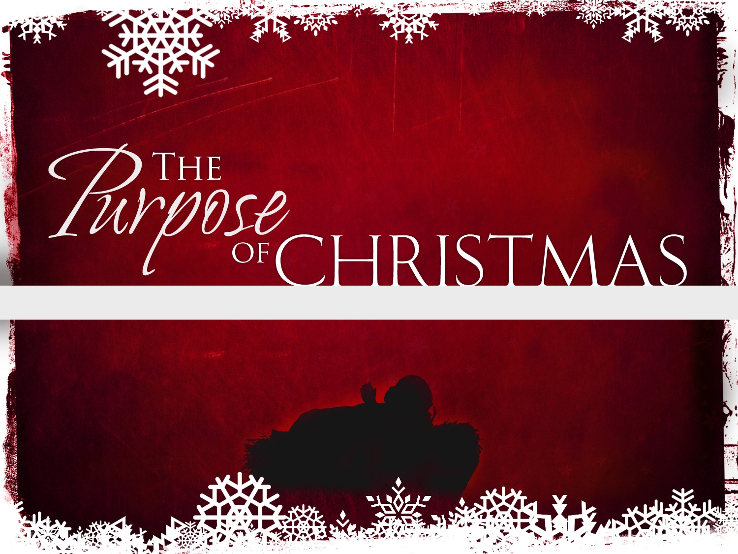 The Purpose Of Christmas Week 1 – Celebration | OOTBWC
