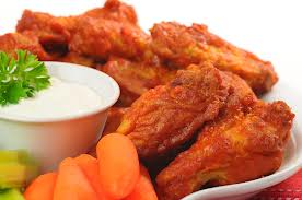 wings chicken