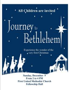 12.9.13 Journey to Bethlehem