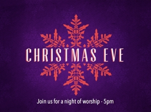 Christmas Eve Promo