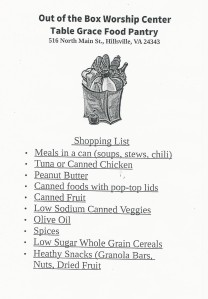 food-pantry-list