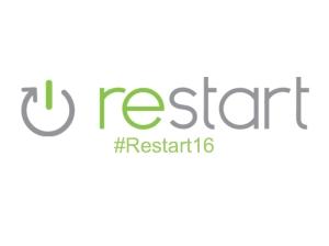 Restart16 - Title