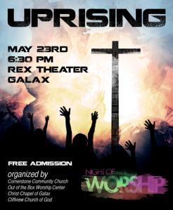 Uprising Promo 2015