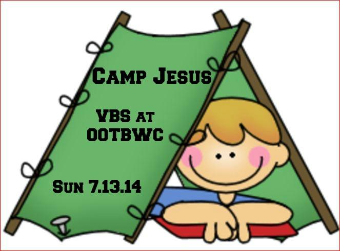 Camp Jesus 1